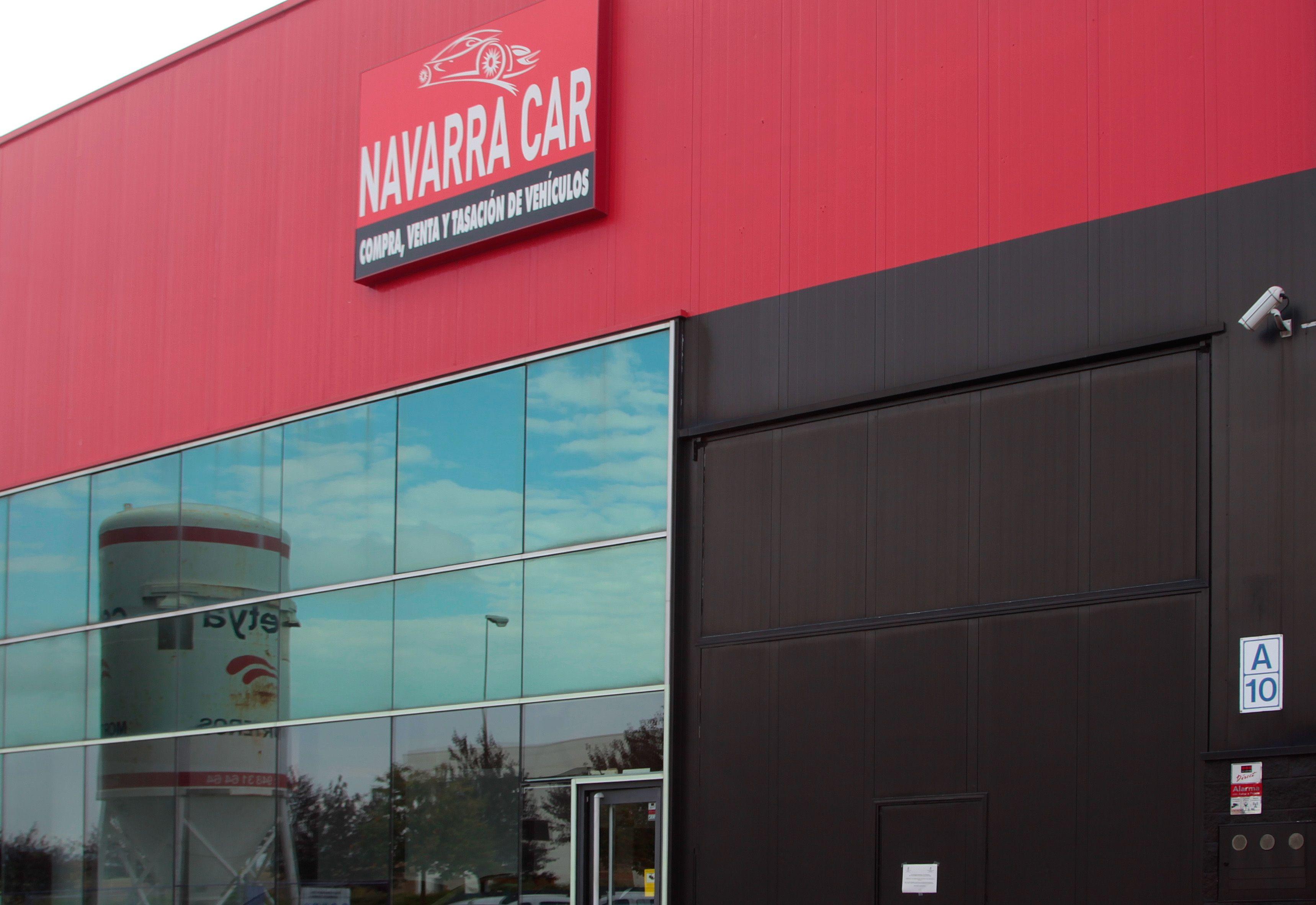 Concesionario Navarra Car