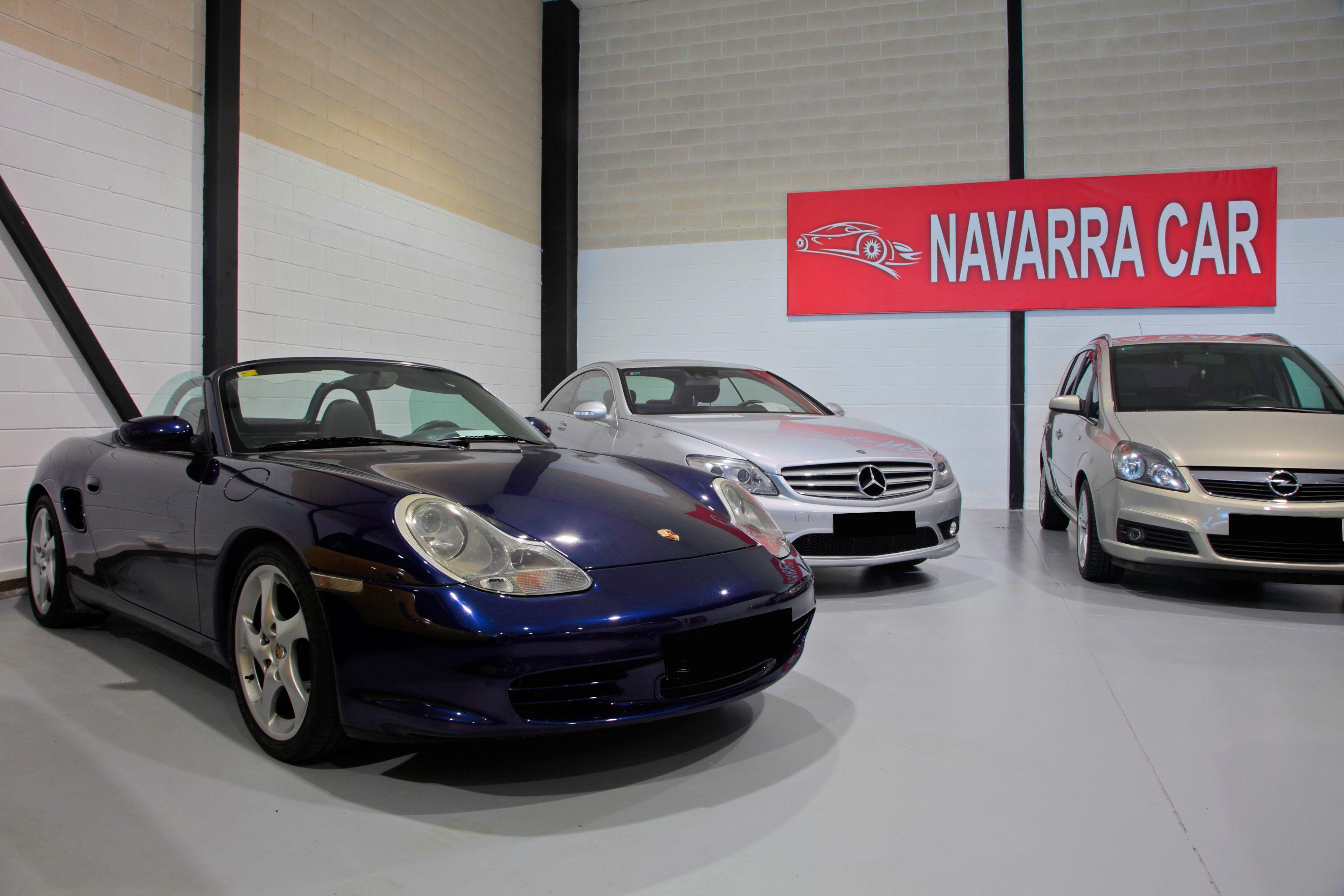 Venta de vehículos de marcas tan prestigiosas como Mercedes