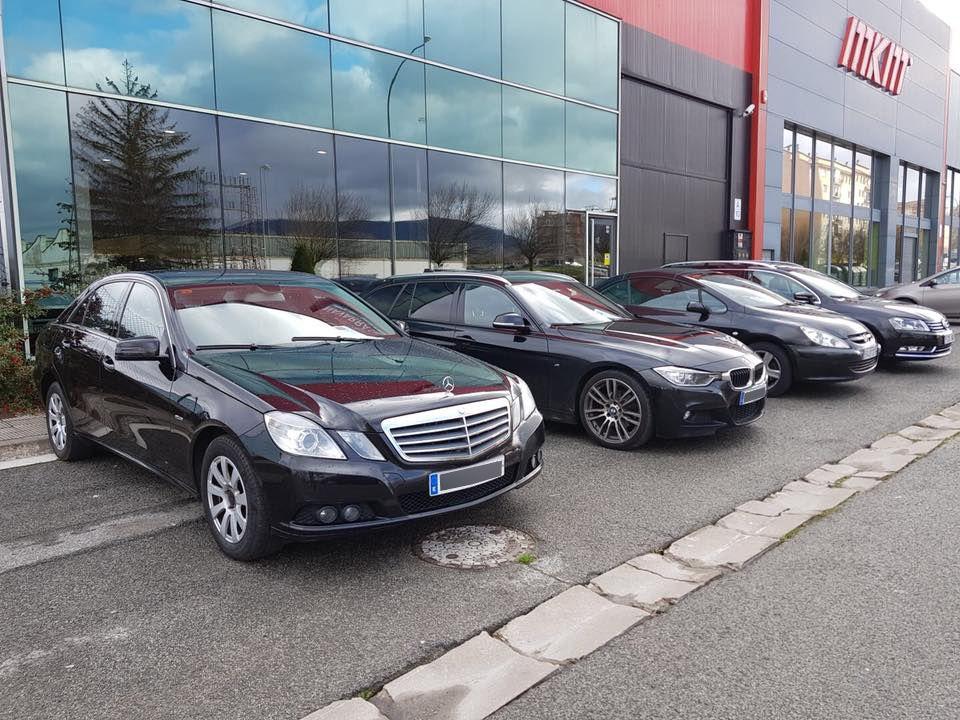 Concesionario de coches en Navarra
