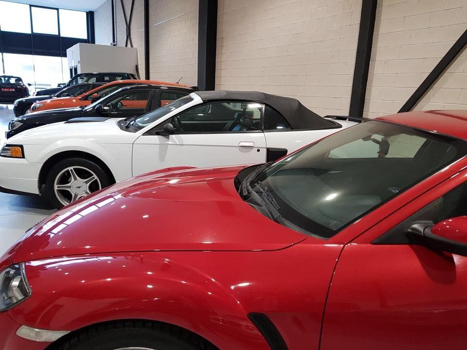 Venta de coches de alta gama en Navarra