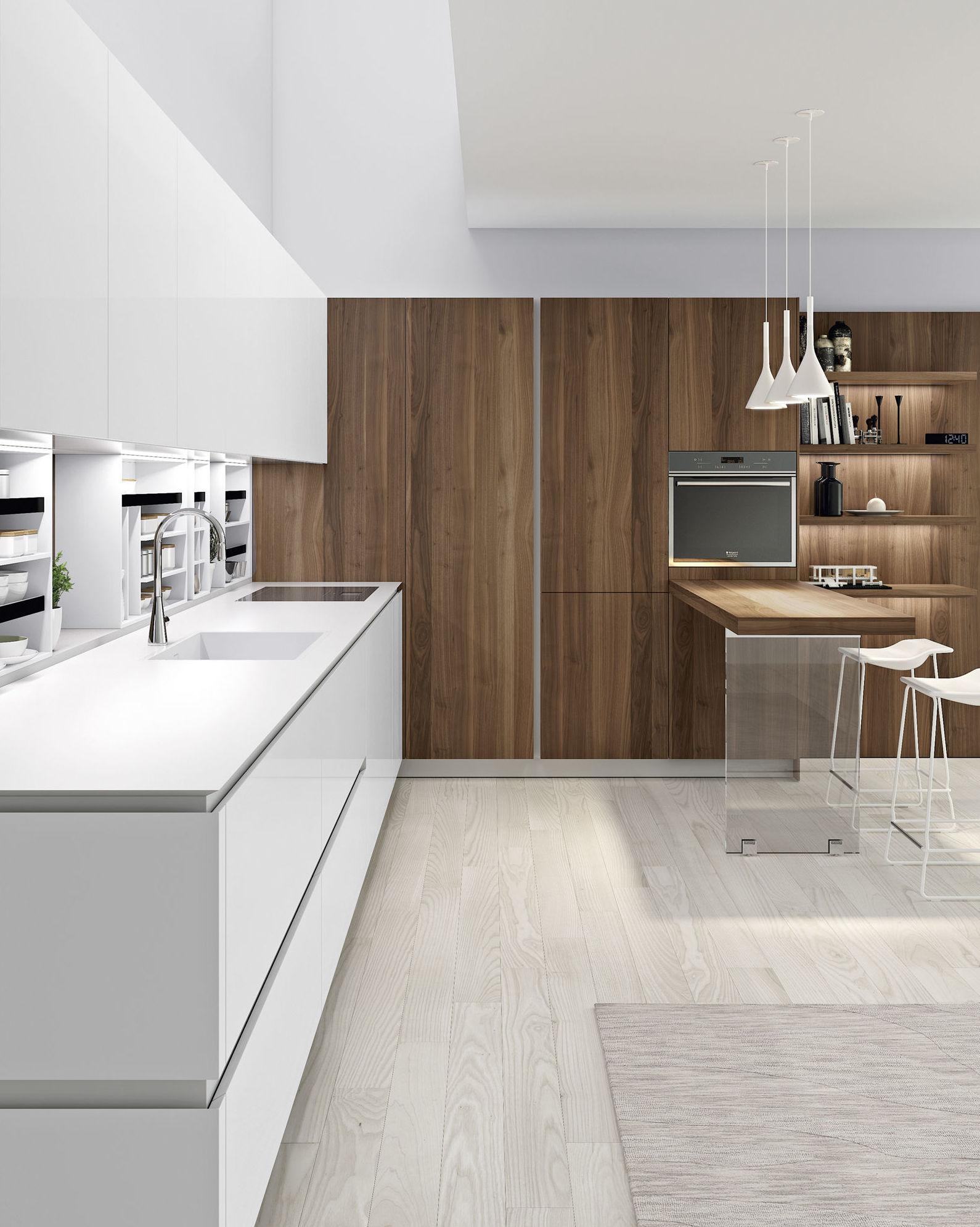 Premier, estudio de cocinas. Muebles de cocina y baño en Sevilla