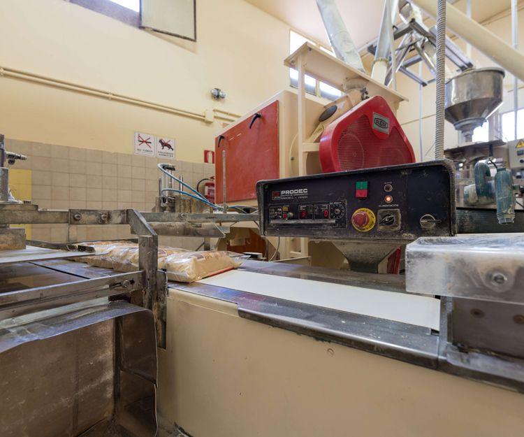 Máquinas de envasado del gofio sin gluten
