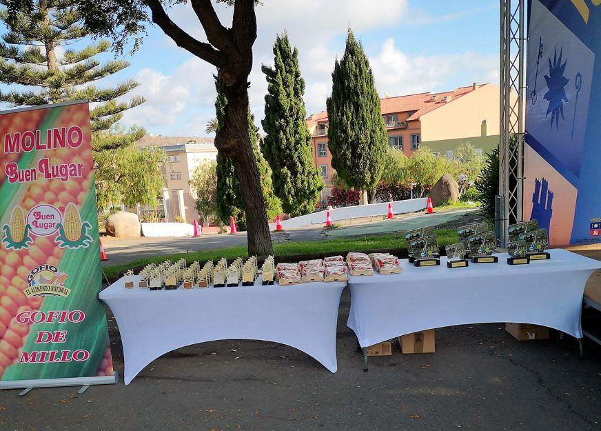 Gofio de millo en Las Palmas