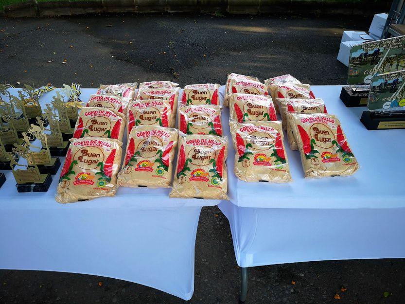 Gofio sin gluten para bebés en Las Palmas
