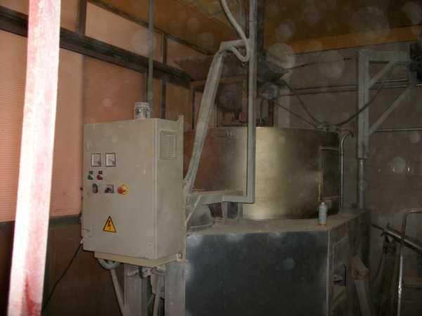 Gofio de millo elaborado tras un tueste tradicional en molino