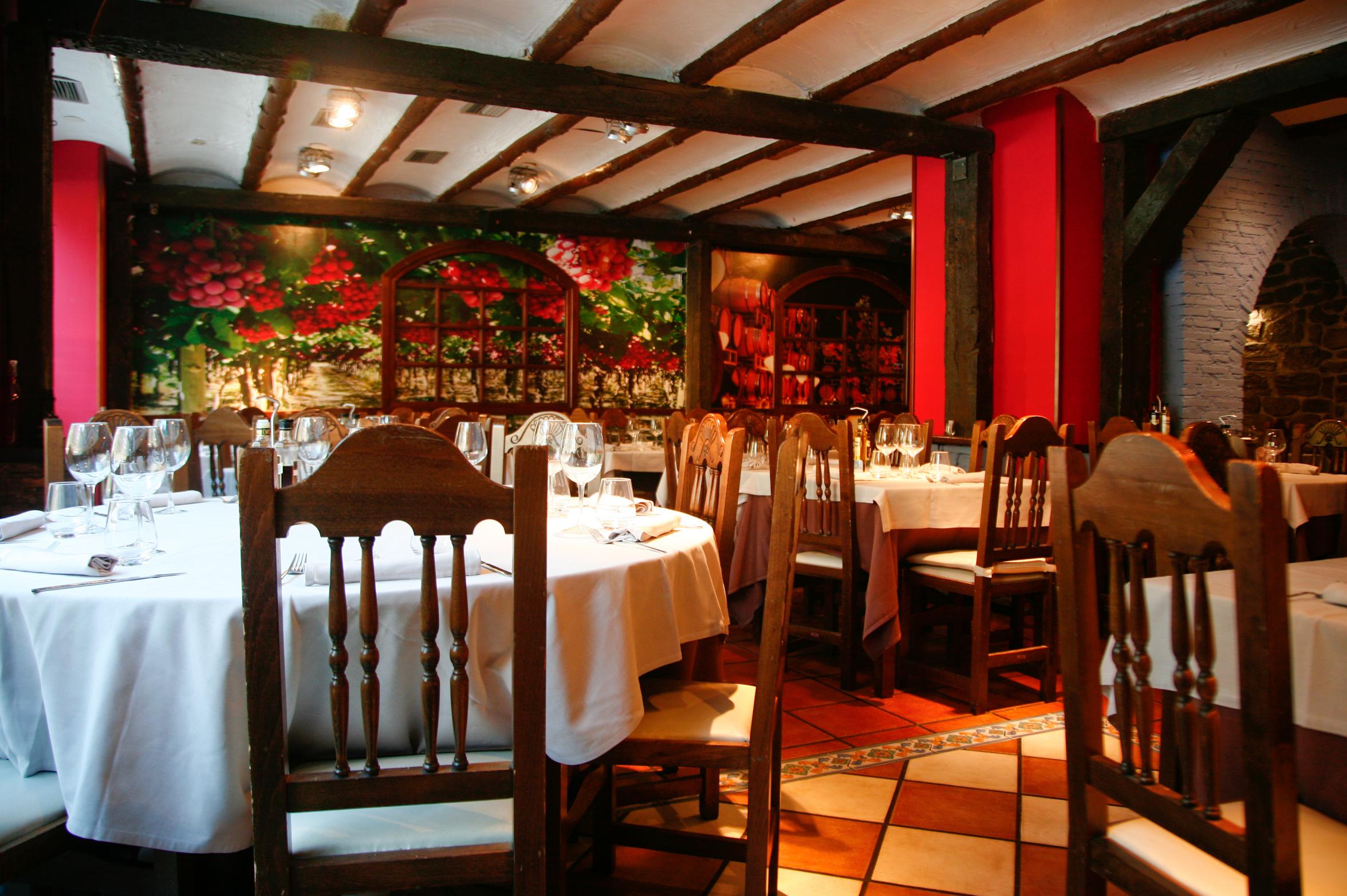 Restaurante para cenas de empresa en Zaragoza