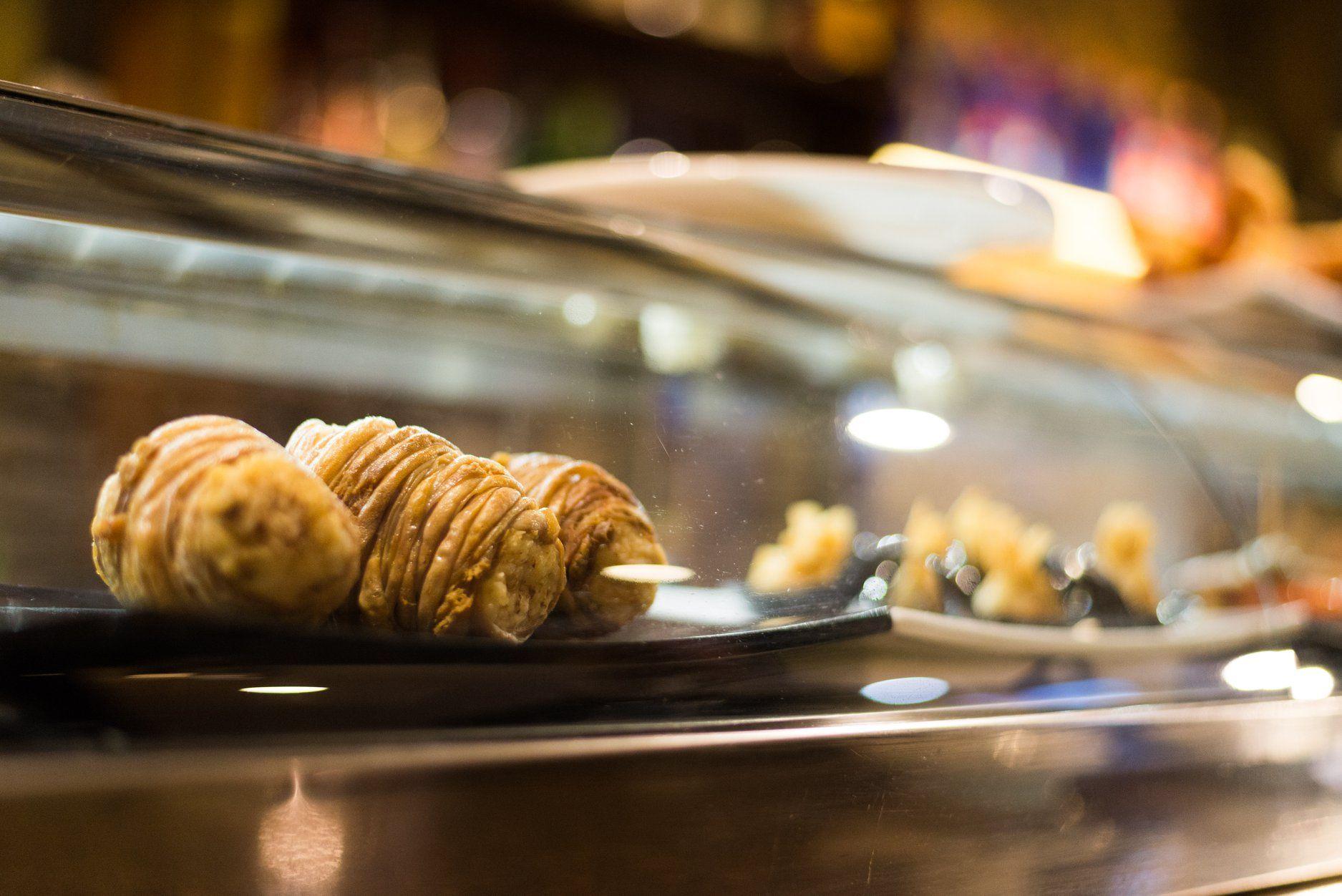 Maravillosos pinchos para degustar en barra en Zaragoza