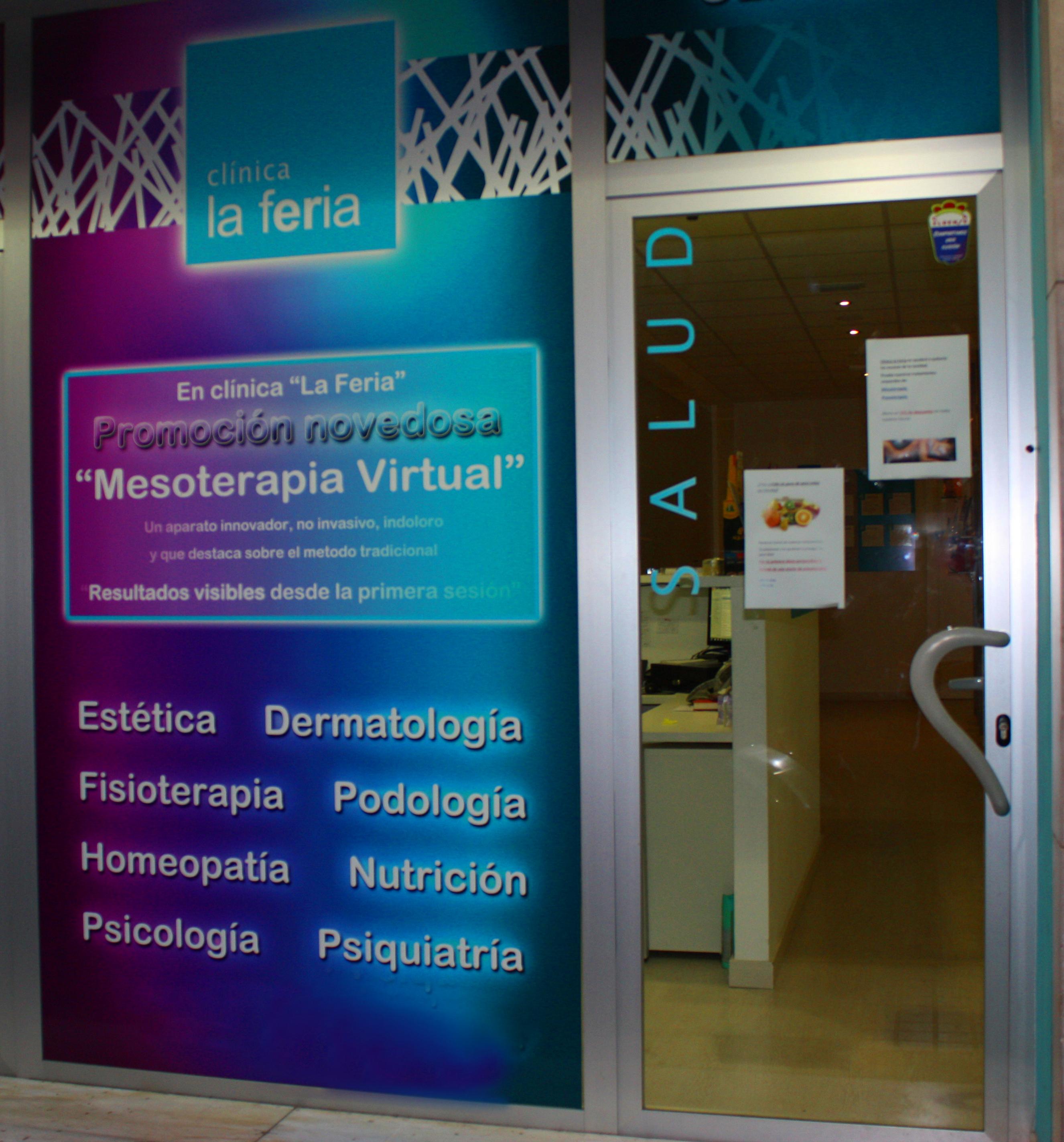 Clínica especialidades médicas Elda
