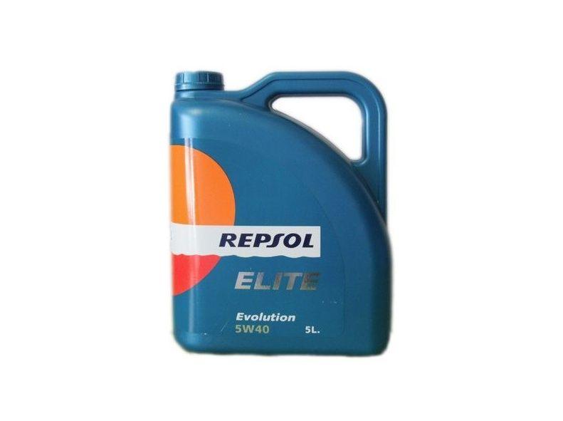 REPSOL 5W40 + FILTRO: Servicios de Auto Engrase Tenerías