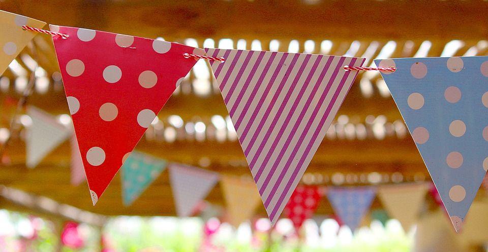 Adornos para fiestas de cumpleaños: Productos de Sakito