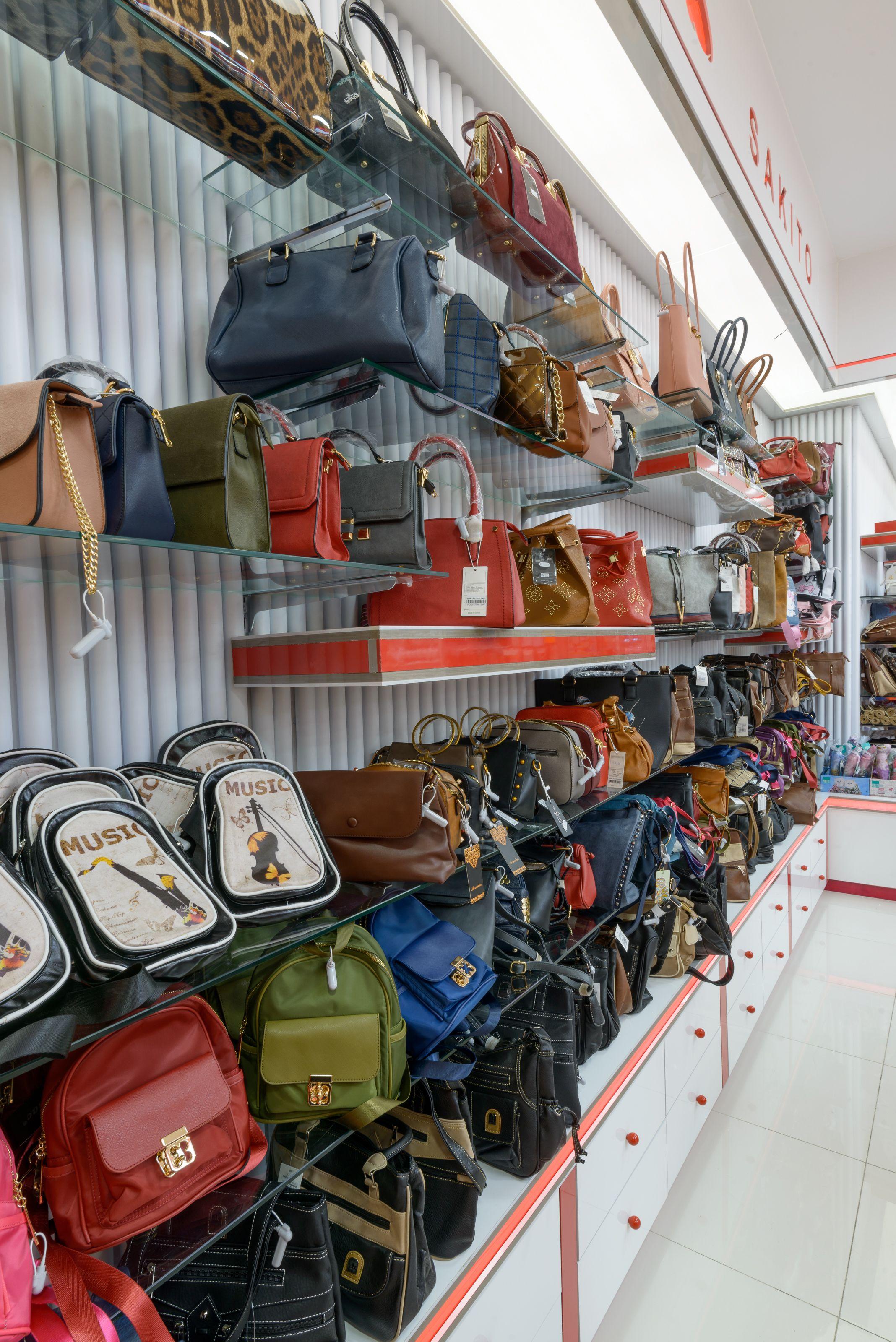Bolsos y complementos en Torrejón de Ardoz