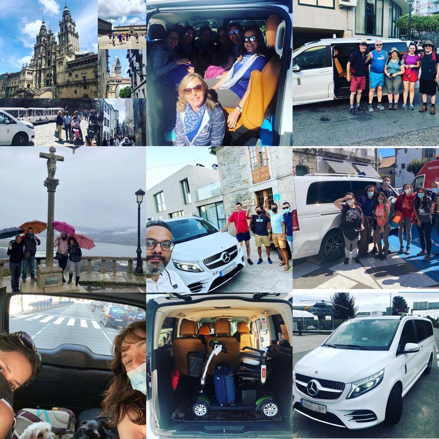 Taxi y transfer 24 horas en Vigo