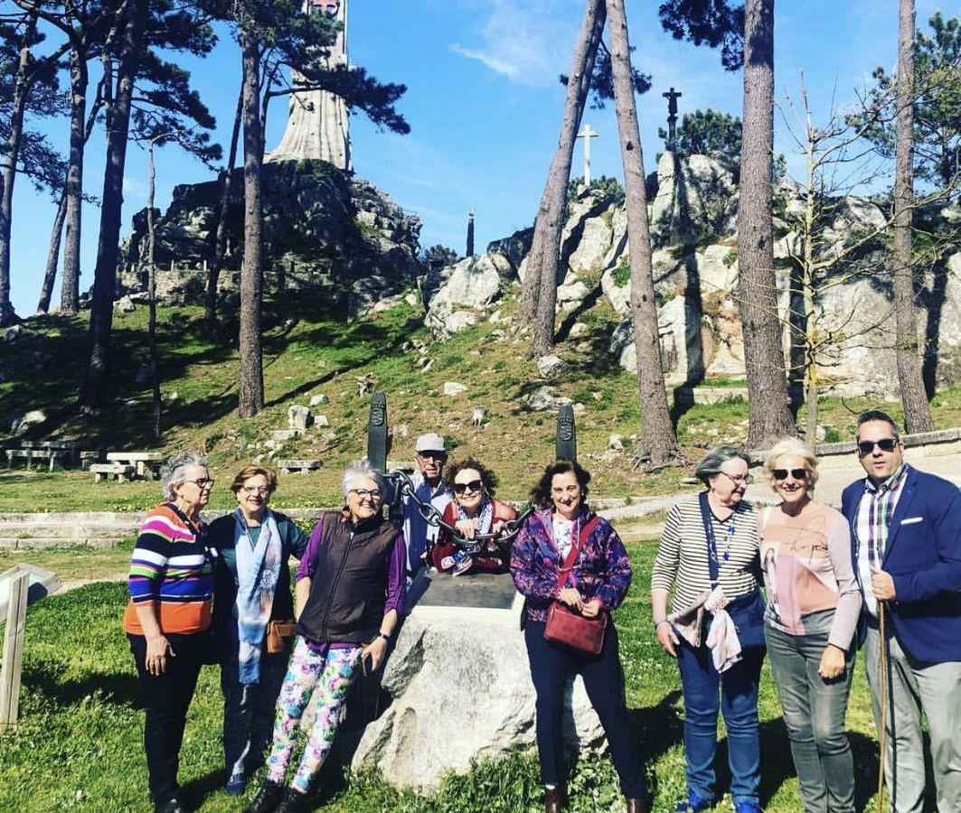 Tour Baiona Virgen de la Roca