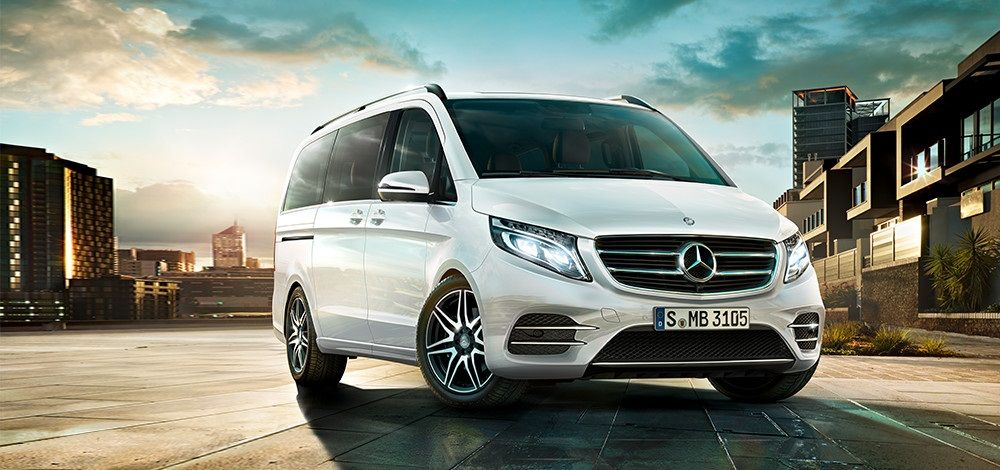 Vehículo de alta gama: Servicios de Taxi Aeropuerto Mercedes
