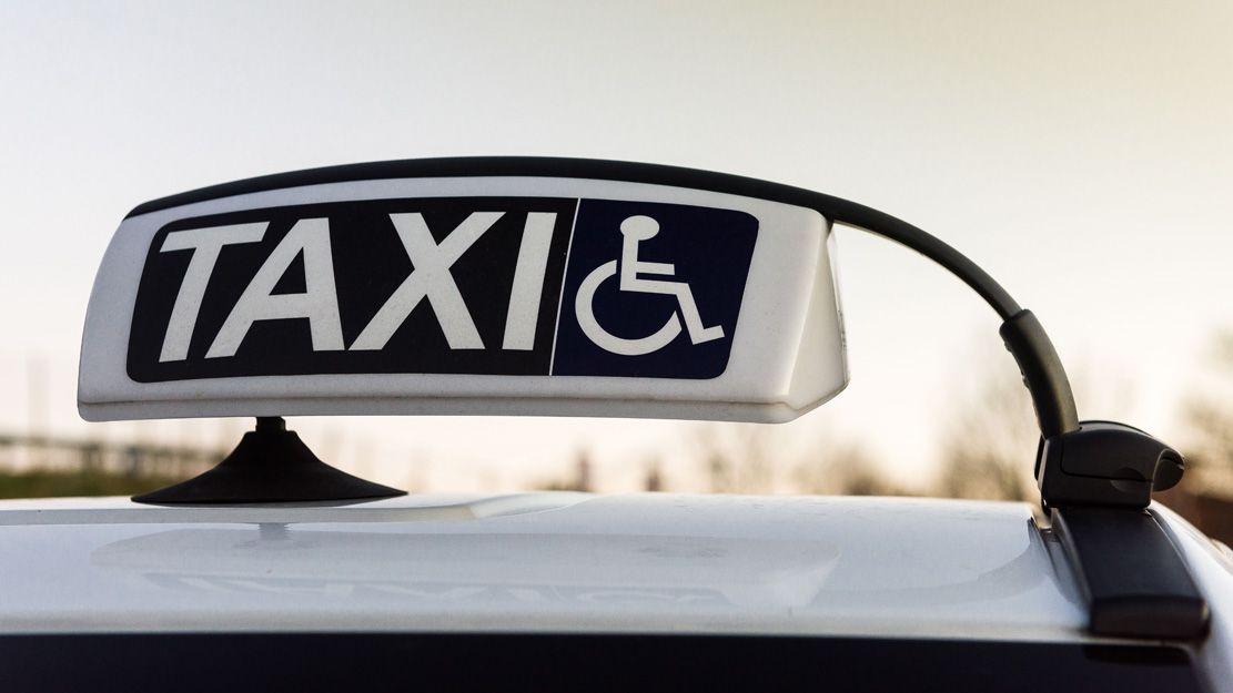 Taxi adaptado para minusválidos en Vigo