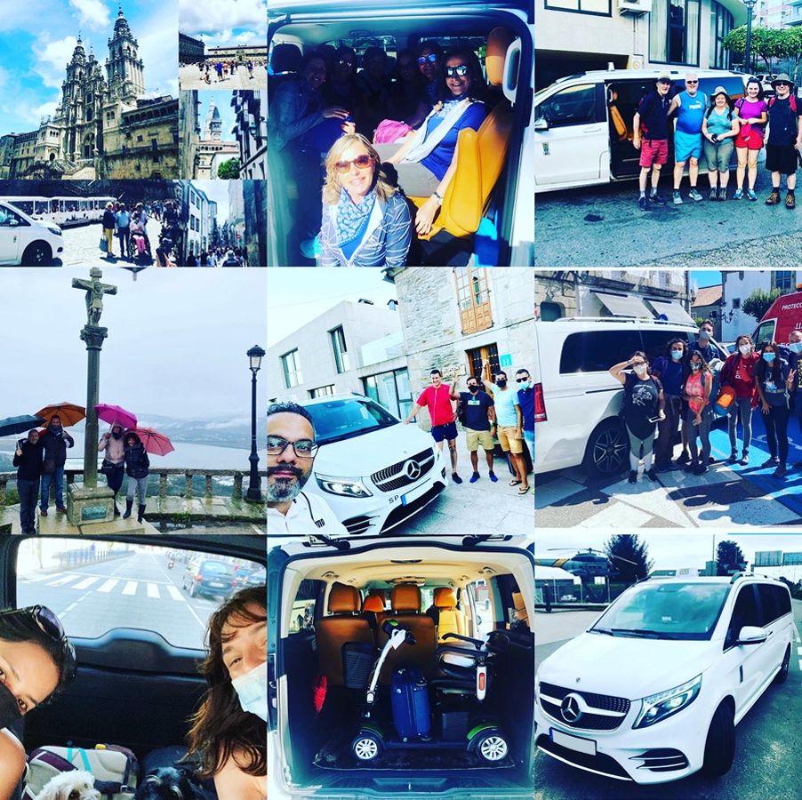 Taxi de alta gama en Vigo
