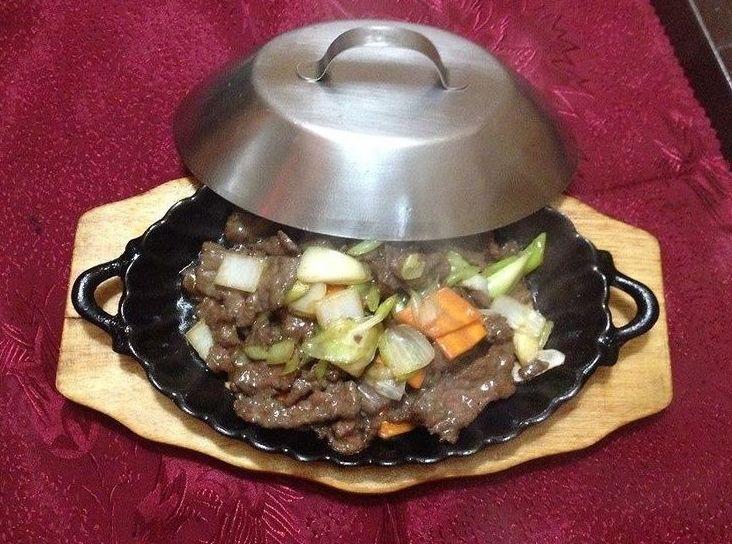 Menú 1: Carta de Restaurante Chino Jade
