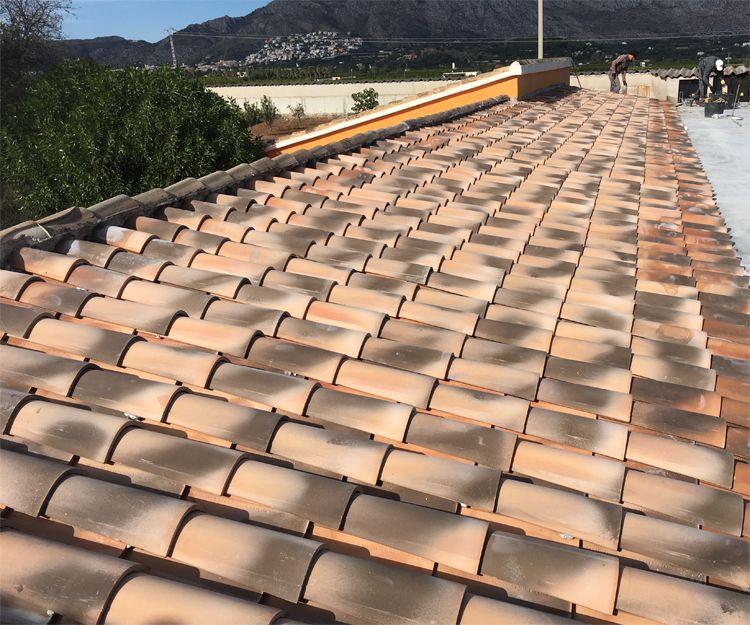 Rehabilitación de techos