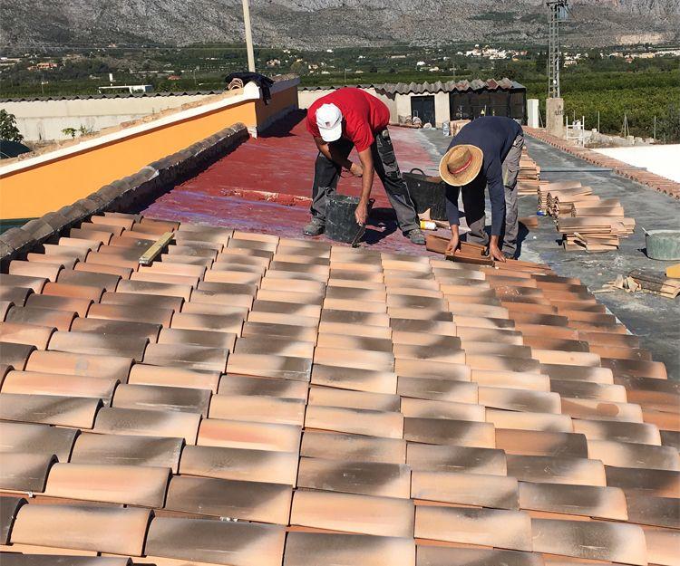Mantenimientos de tejados