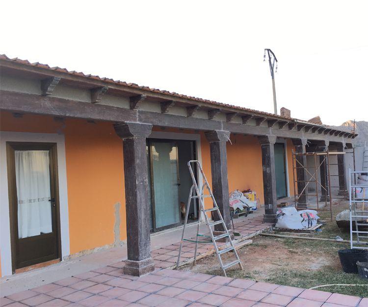 Mantenimiento exterior de edificio