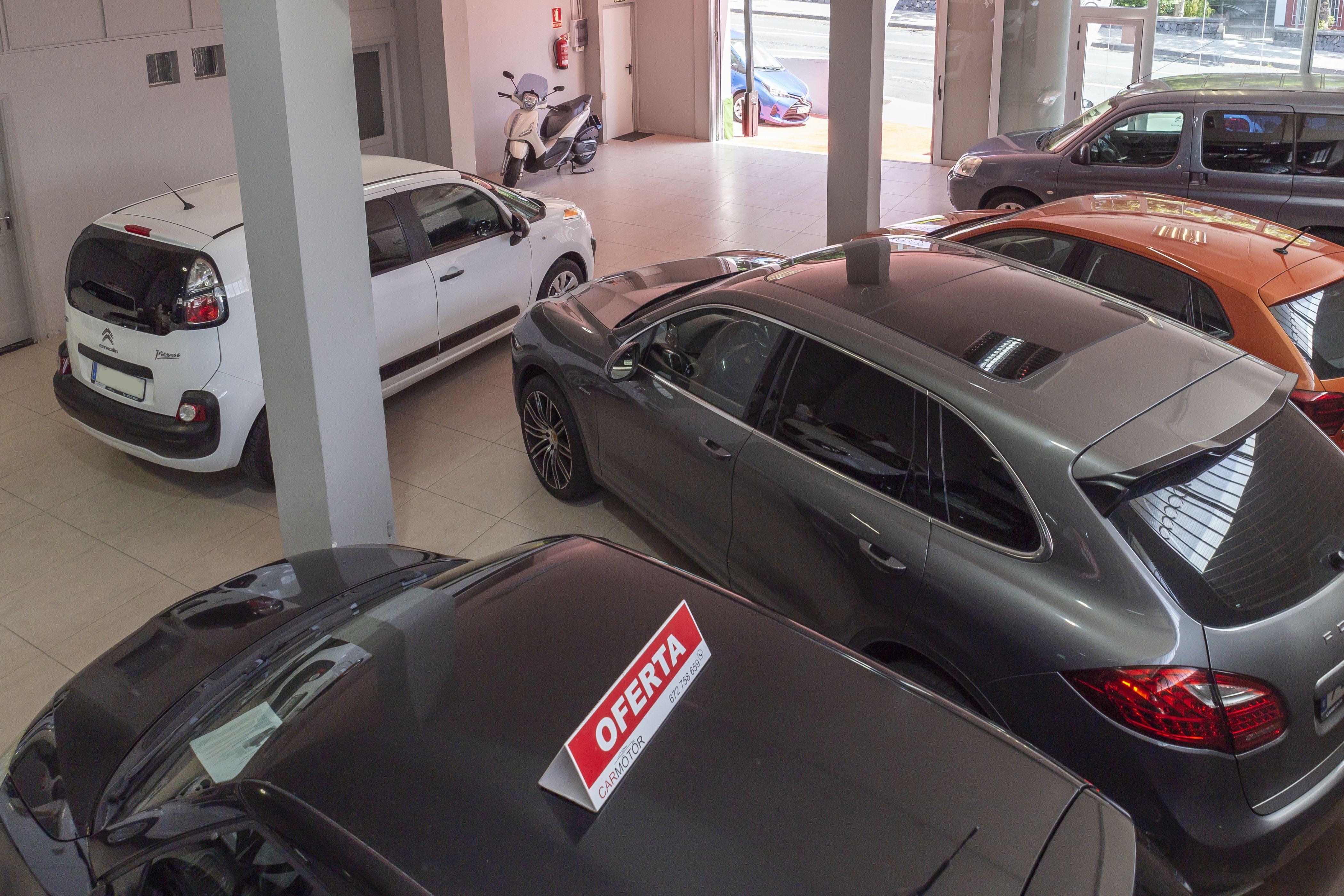 Automóviles en oferta