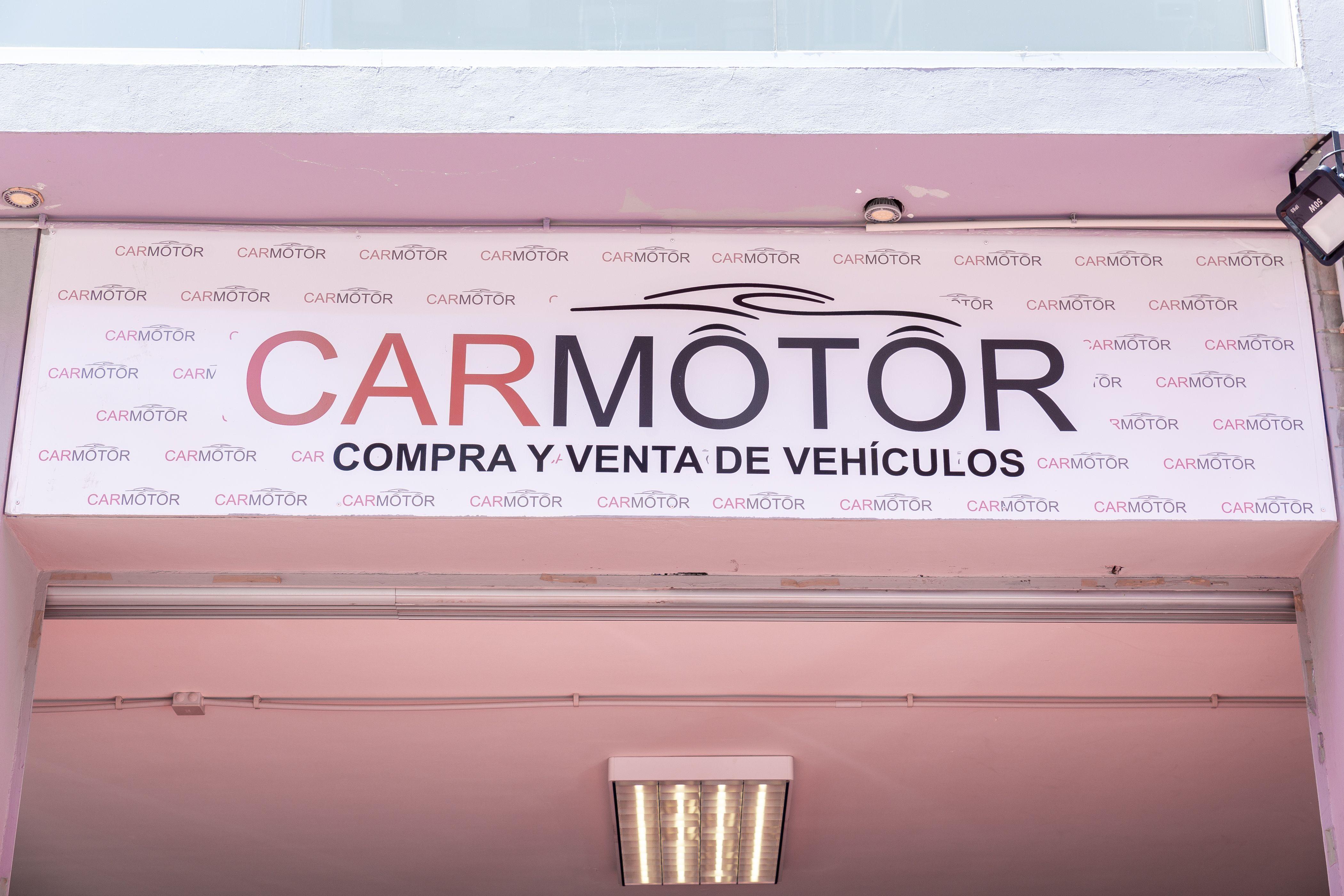 Rótulo de Carmotor