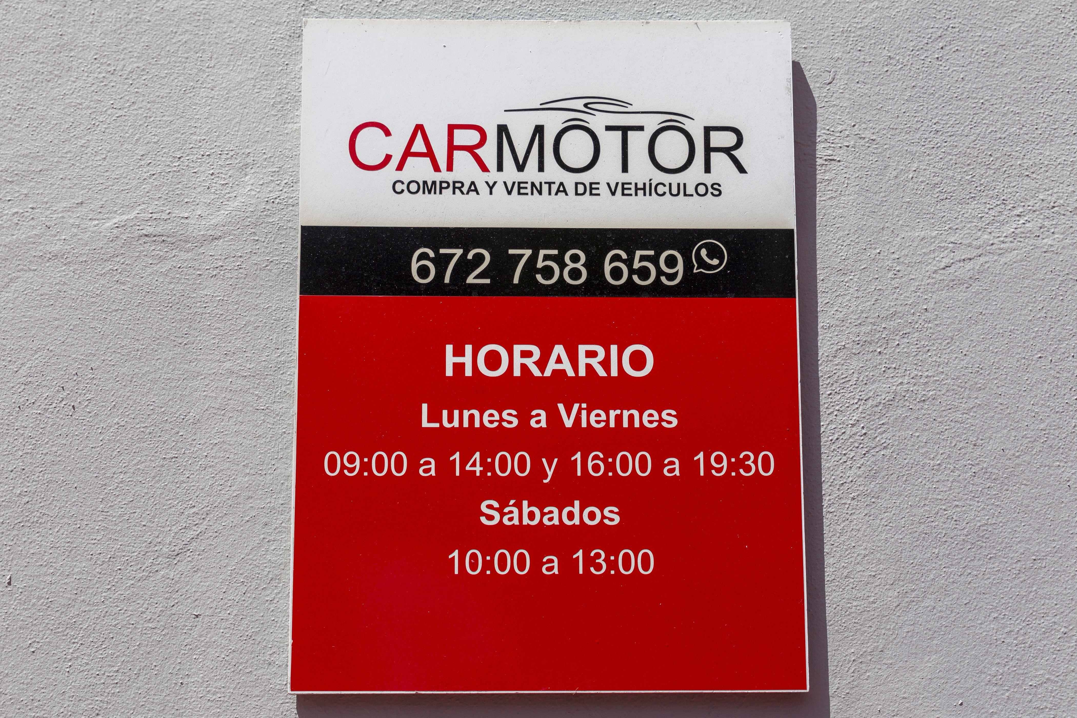 Horario de Carmotor