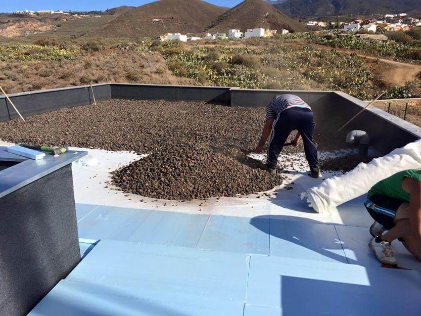Eliminación de humedades y filtraciones en Tenerife
