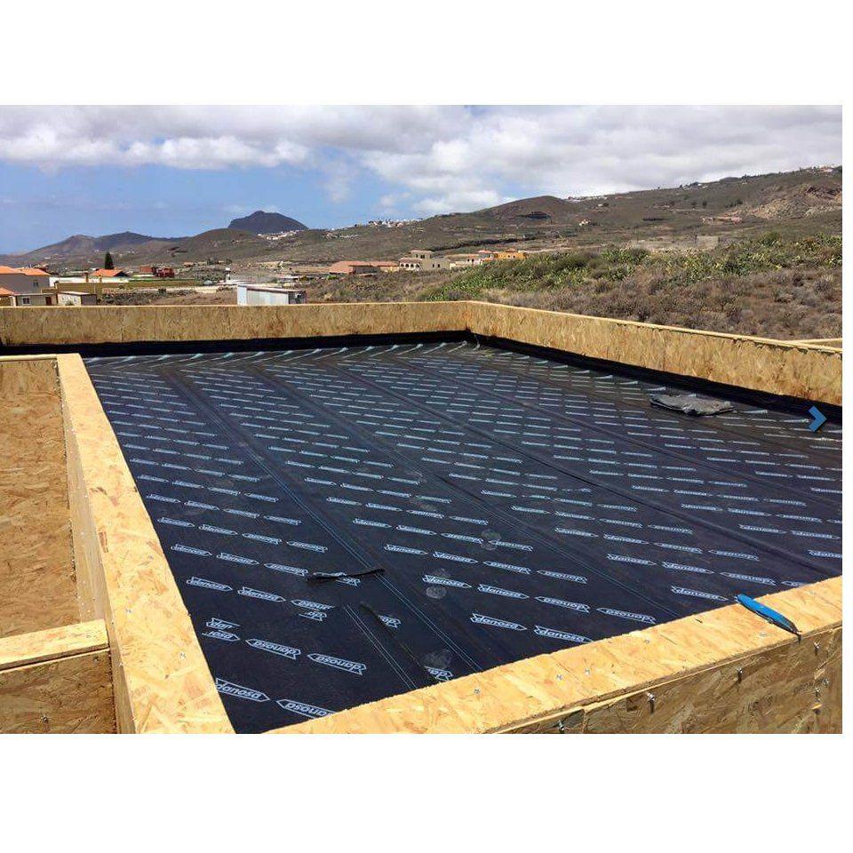 Aislamientos térmicos: Servicios de Impermeabilizaciones Pacheco