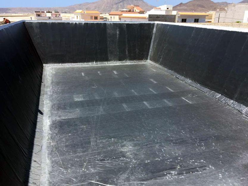 Expertos en impermeabilizaciones en Tenerife