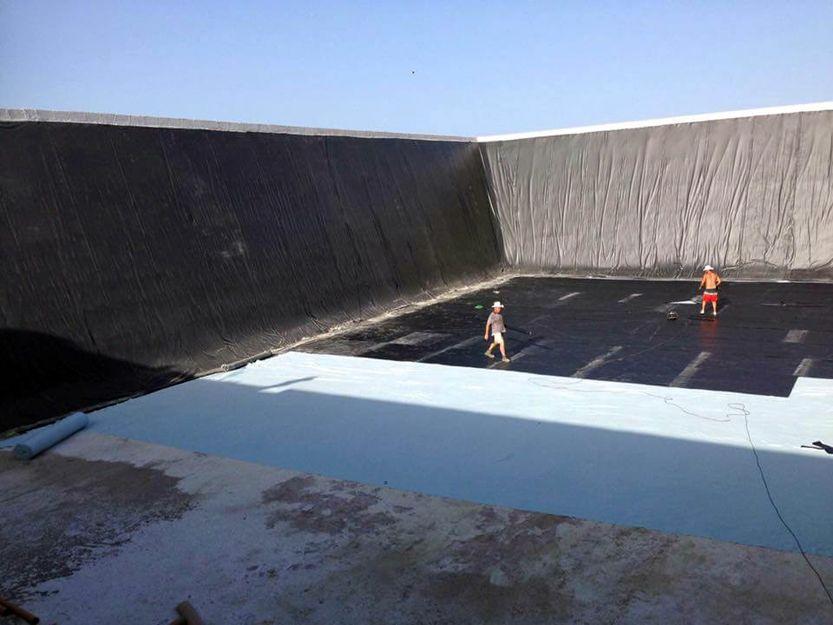 Expertos en impermeabilizar balsas de agua en Tenerife