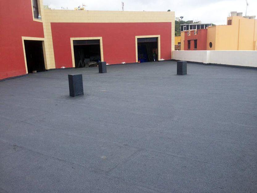 Impermeabilizaciones y aislamientos en Santa Cruz de Tenerife