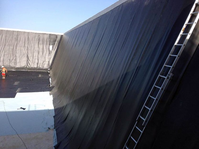Empresa de impermeabilización en Tenerife