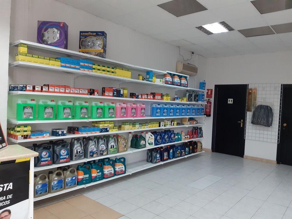 Venta de productos para el coche en Beniparrell