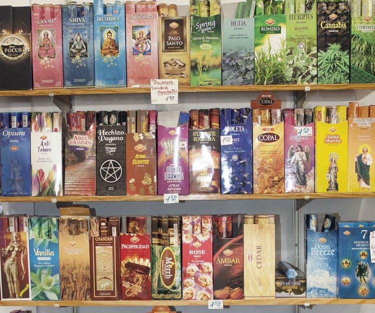 Inciensos y aromas en Vigo