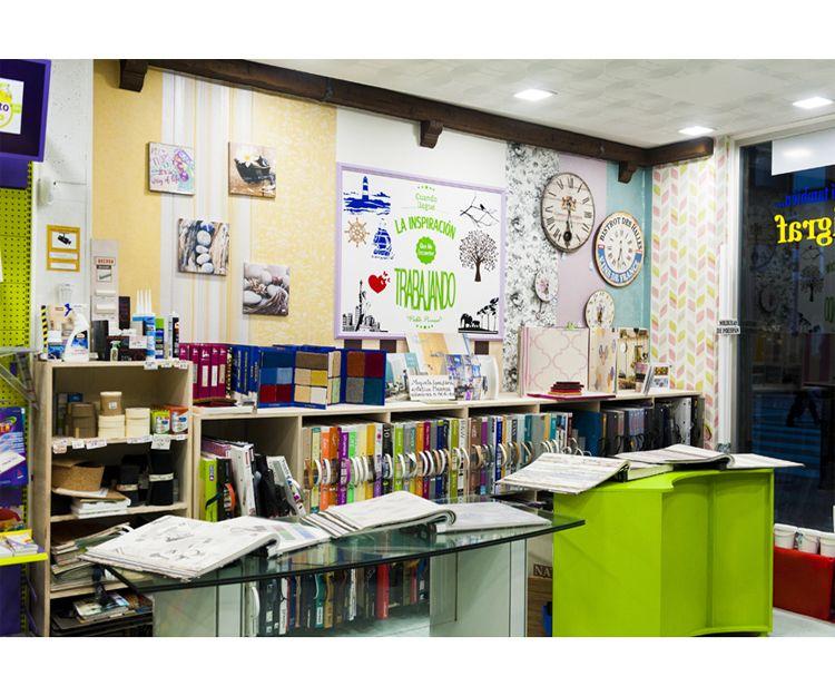 Interior de nuestro establecimiento en Vigo