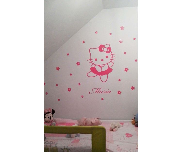 Vinilo Hello Kitty
