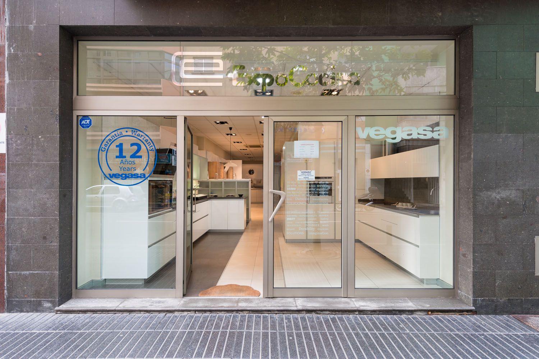 Tienda de muebles de cocina en Las Palmas