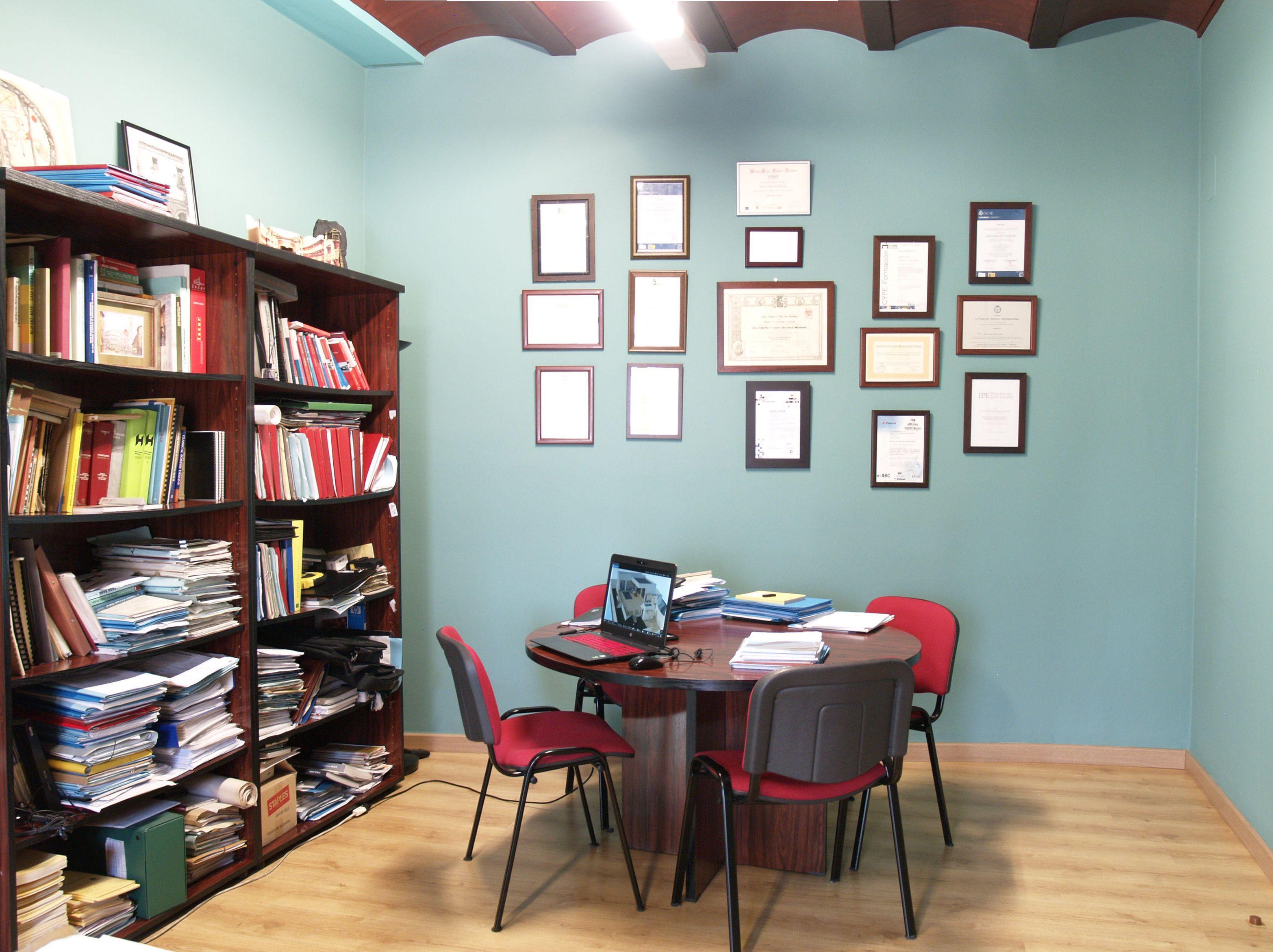 Despacho de arquitectos en Sevilla