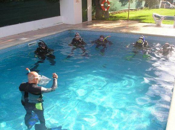 Escuela de buceo en Menorca y Madrid