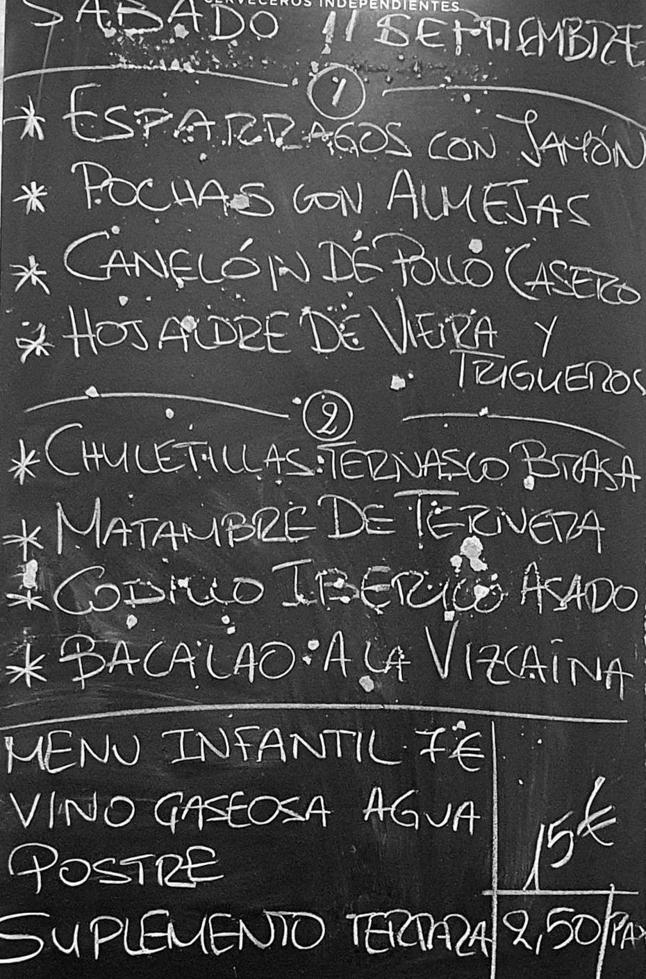 Foto 18 de Asadores en Zaragoza   Asador Lucas