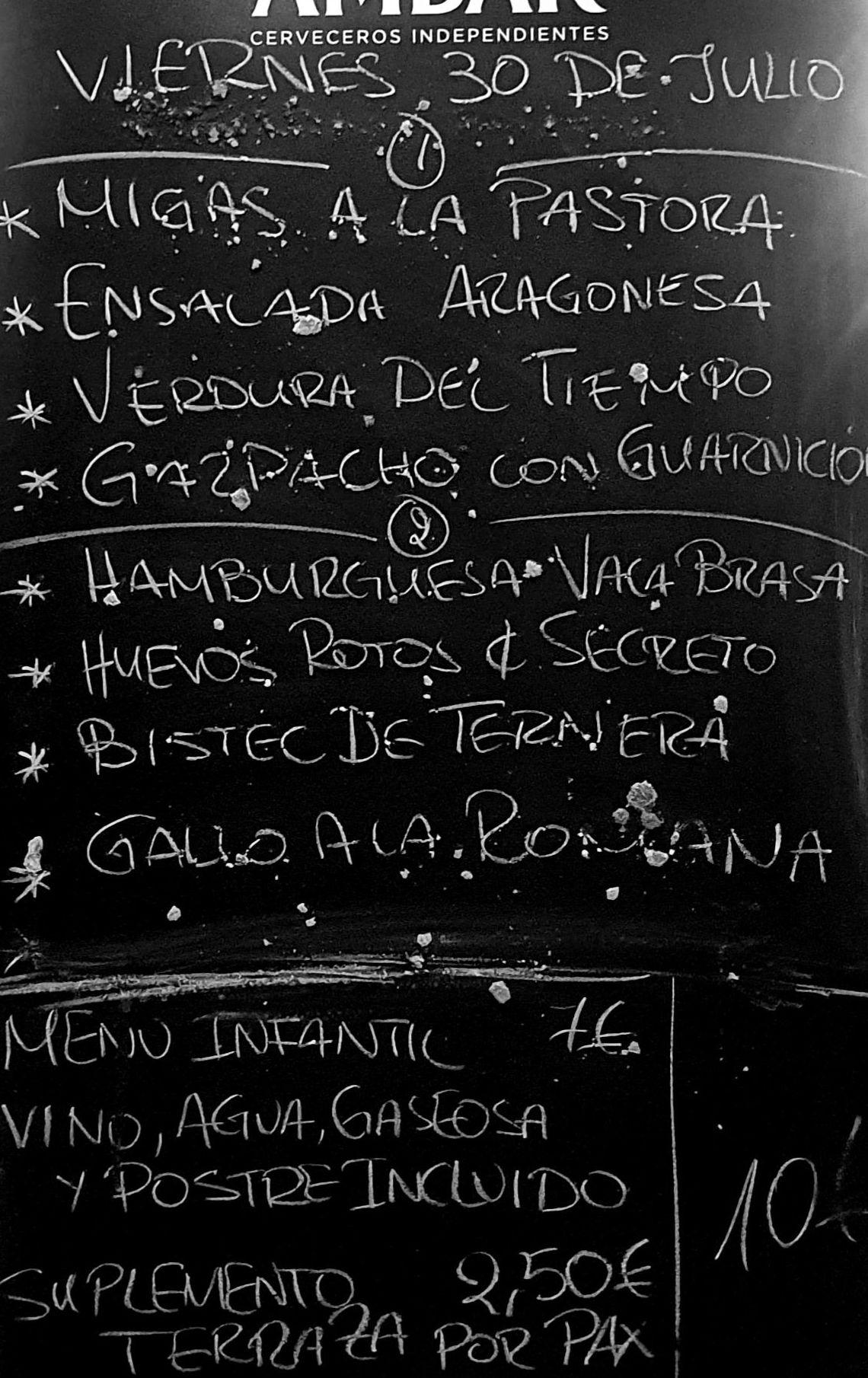 Foto 32 de Asadores en Zaragoza   Asador Lucas