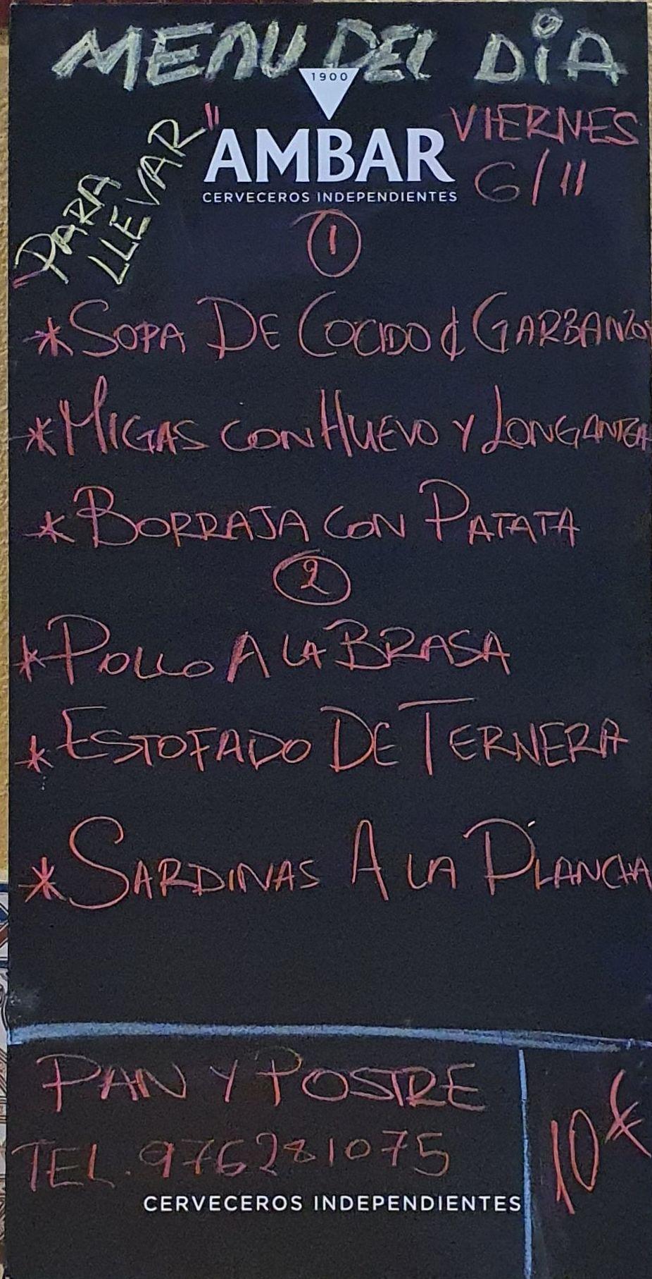 Foto 209 de Asadores en Zaragoza | Asador Lucas