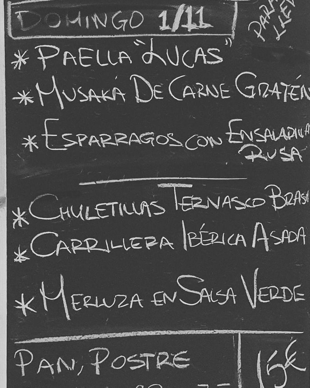 Foto 151 de Asadores en Zaragoza | Asador Lucas