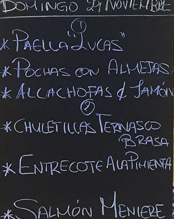 Foto 111 de Asadores en Zaragoza | Asador Lucas