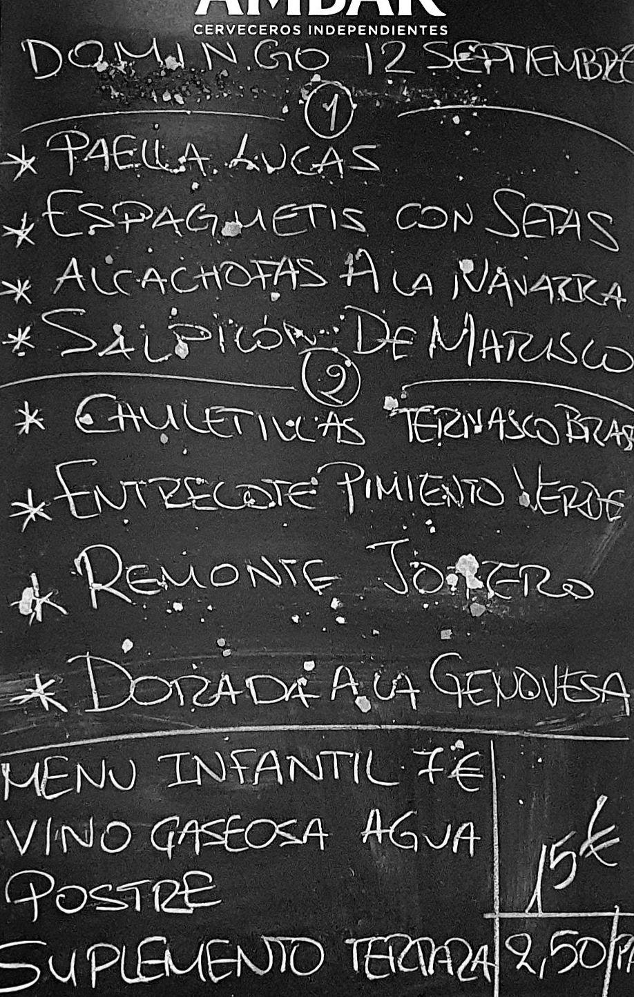 Foto 16 de Asadores en Zaragoza   Asador Lucas