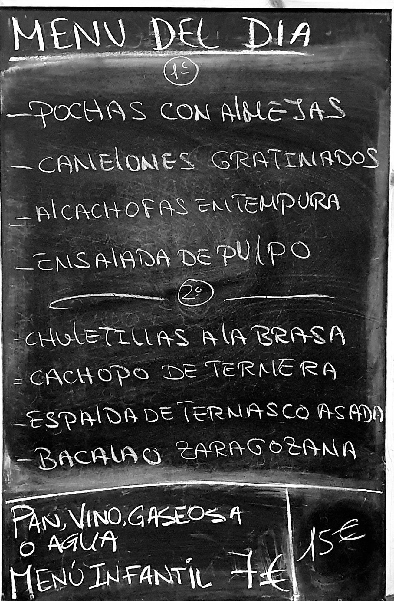 Foto 74 de Asadores en Zaragoza | Asador Lucas
