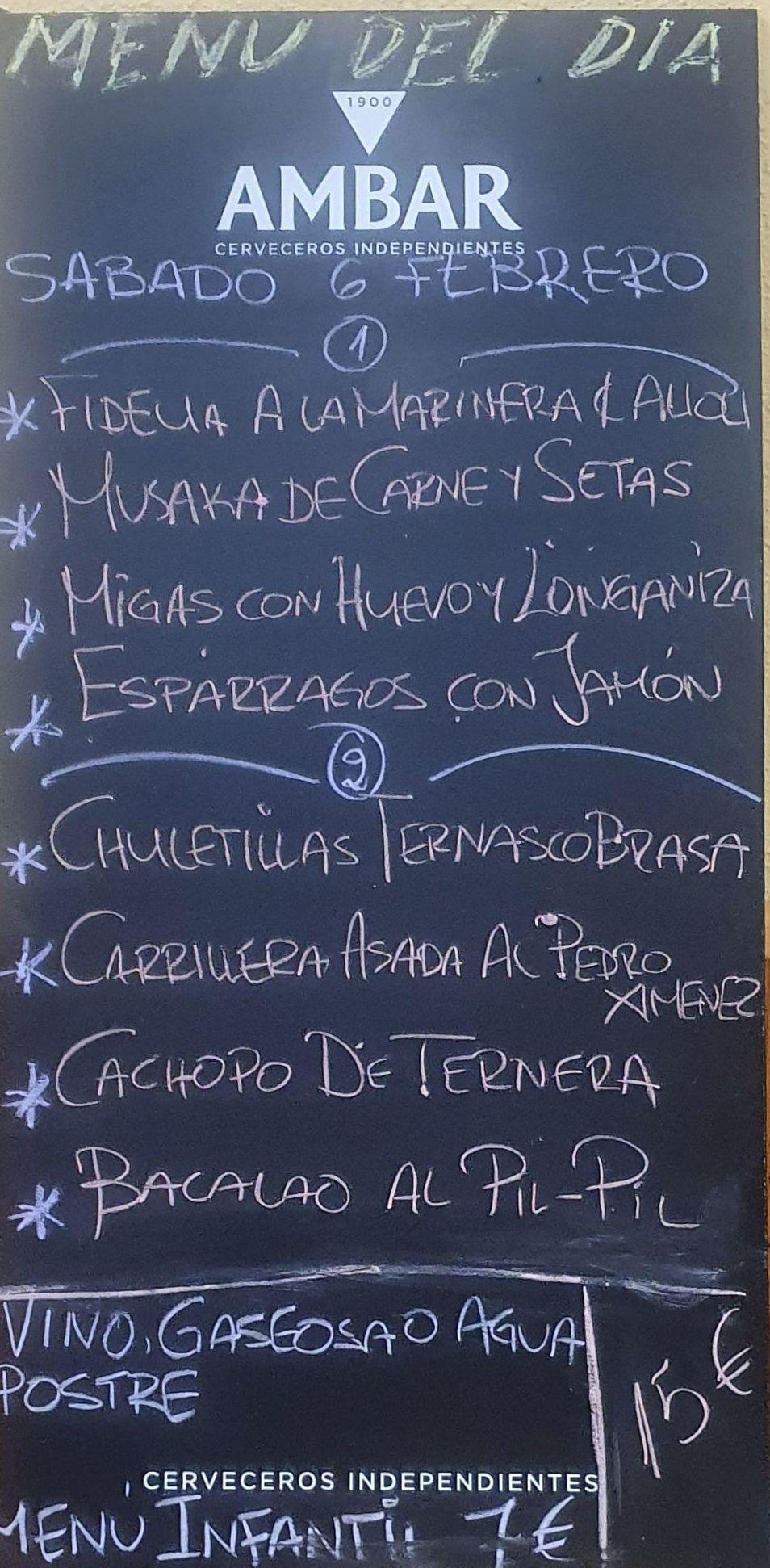 Foto 67 de Asadores en Zaragoza | Asador Lucas