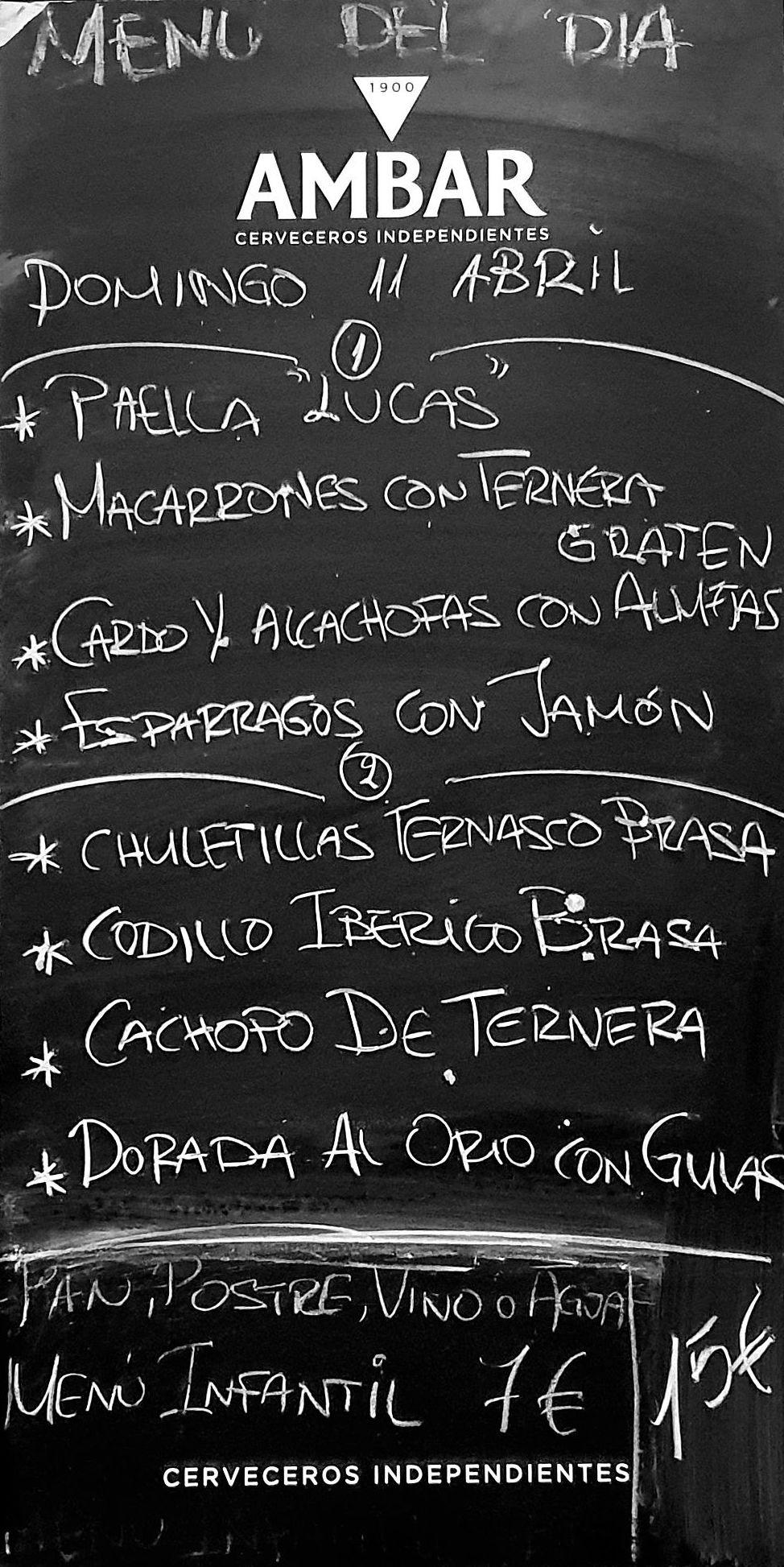 Foto 15 de Asadores en Zaragoza | Asador Lucas