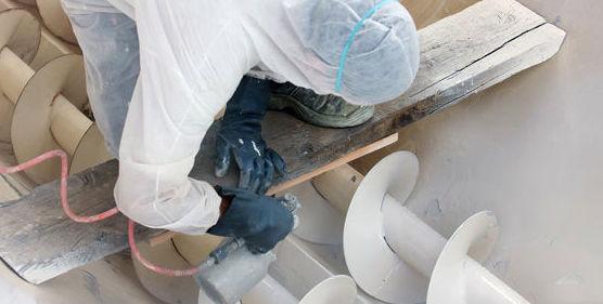 Pintado de maquinarías: Servicios de Pintura Decoració Quim